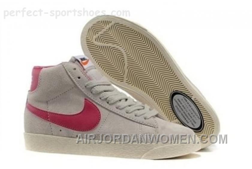 Cheap Popular Nike Blazer Womens Shoes For Sale POopular White Pink New