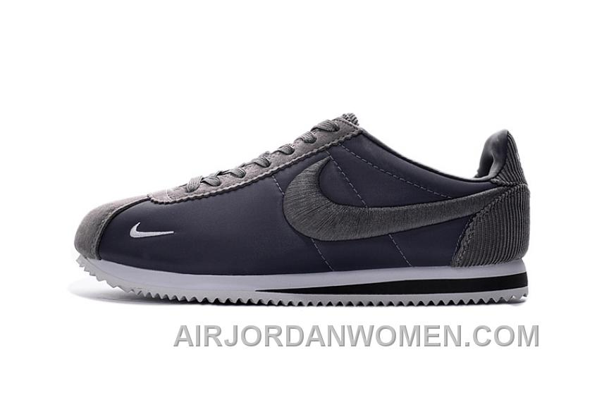 Nike Classic Cortez X LIBERTY 36-44 Silver Grey Authentic RwhwZ