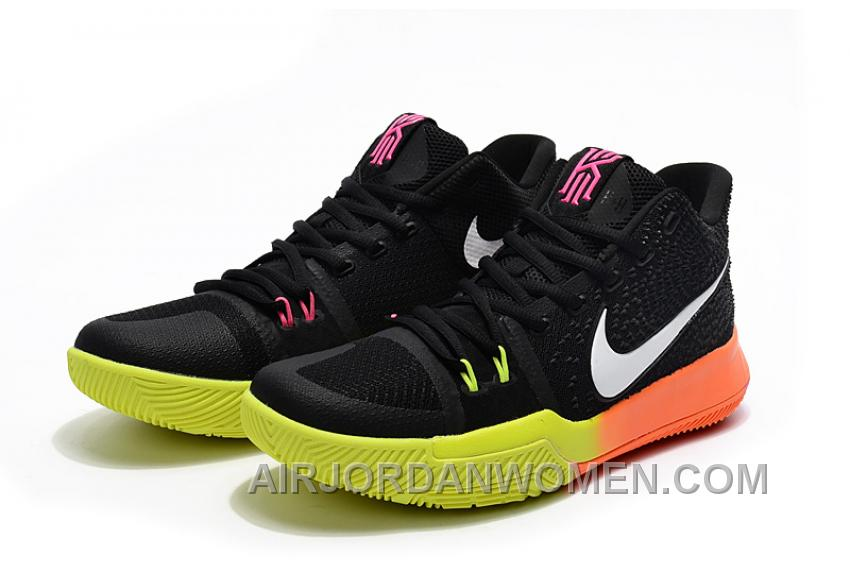 Nike Kyrie 3 Womens Mens Shoes Colourful Cheap To Buy Hic4n