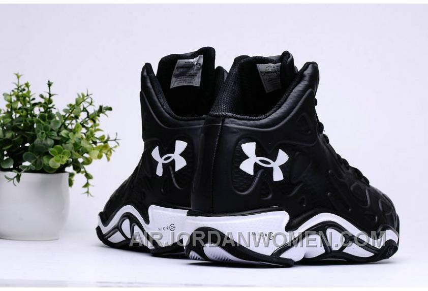 Buy Under Armour Micro G Anatomix Spawn 2 Black White Copuon Code YatNp