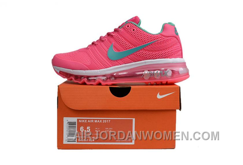 Women Nike Air Max 2017 KPU Sneakers 214 Authentic 5Fnw8