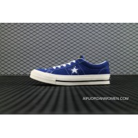 Converse Madness X Converse One Star 157712C 36R8y7f000044 Navy Blue White Converse Discount