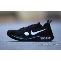 Off-White X Nike Zoom Fly Mercurial Flyknit OW AO2115-001 BOOTBAG BLACK 2018 Russia FIFA World Cup For Sale