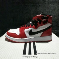 Version Jordan Air 1 REBEL XX OG The TOP 3 In A Chicago Colorways Present Pp450 SKU AT4151 AT4151-100-100 Free Shipping