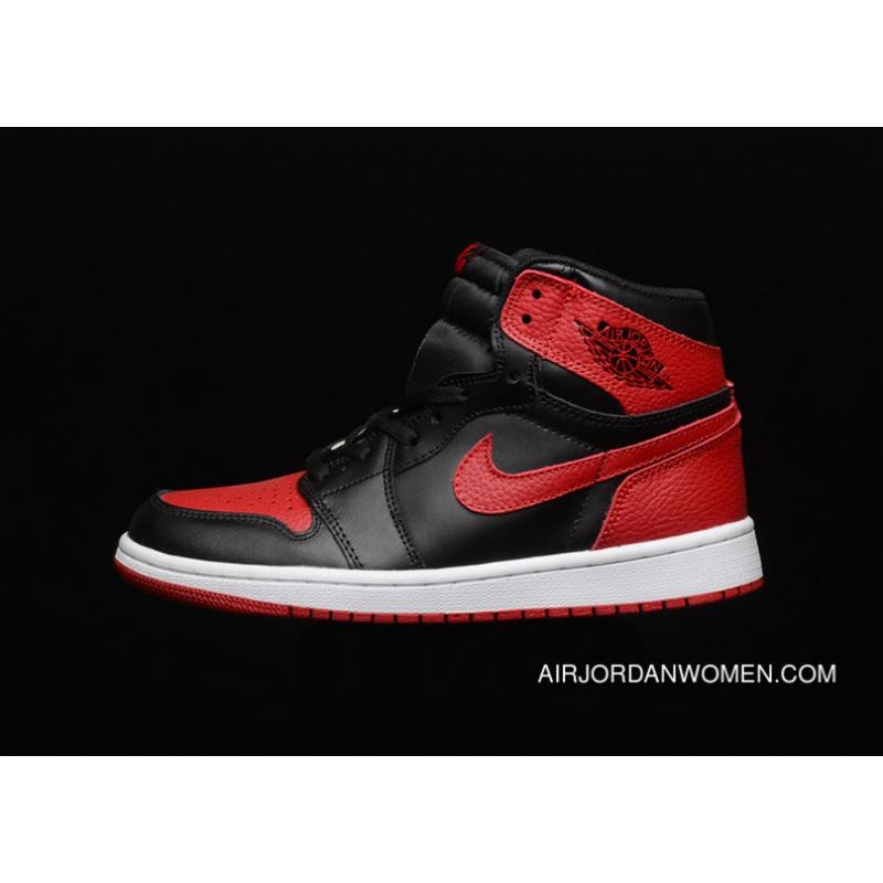 Soft Action Leather Genuine Leather Version All Jordan Air 1 Retro ... c012e6885