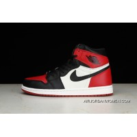 Were Pure Air Jordan 1 Retro High OGBred Toe AJ 1 New Black Toes Also Shoes Men Shoes 555088-610 Free Shipping