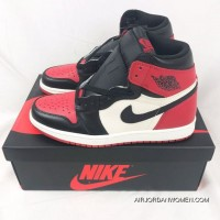 Air Jordan 1 Black And Red New Year Deals