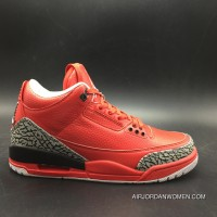 Air Jordan 3 AJ3 Grateful By Khaled Bulls Red SKU 580775-601 Size New Style