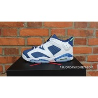 AJ 6 Sprite Standard Air Jordan Low Ghost Green 304401-106 New Release