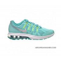 Order Nike Air Max Dynasty (GS) Big Kid's Shoes Hyper Turquoise/Metallic Silver/White 820270-300 New Release