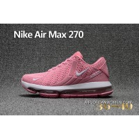 36-40 PINK WHITE Nike Air Max Flair 270 Super Deals