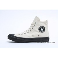 Japanese Tooling Boutiquey 18 Ss Rei Kawakubo COMME Des GARCONS X Converse Addict Chuck Taylor All Star Junkie High Sulfide Canvas Sneakers Black White 1 Ck985 Online