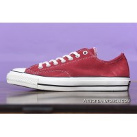 Converse Low 1970 S Wine Red Suede 1970 C New Release