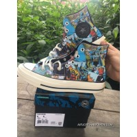 Converse 1970 S War Batman Superman Batman Collaboration Series Article 155359 C Making Printed Transparent Outsole Double Wai Have Cloth FULL GRAIN LEATHER 12 Sail Size New Year Deals