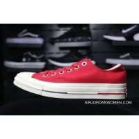 160493C Converse 1970S Red White Low For Sale