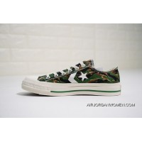Stussy Deluxe X Converse CX-Pro OX 1C408 TIGER CAMO Outlet
