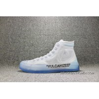 OFF-WHITE X Converse All Star 1970s Converse Joint Publishing Men Shoes AA3836-100 Best