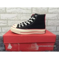 Converse 1970s Converse Chuck Taylor 1970s Black Pink High 149445C For Sale
