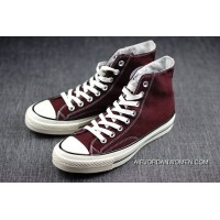 Shawn Make Be Converse Retro Vulcanization 1970 S 1970 S Wine Red Converse Chuck Taylor A Size Large Super Deals