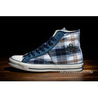 Edison Chen Dr Supporting Romanelli X Converse Chuck Taylor Blue High 1970 S Collaboration Model For Sale