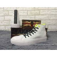 Hot Style CONVERSE Chuck Taylor All Star II Waterproof Canvas Shoes 2 Color High New Year Deals