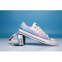 CONVERSE Chuck Taylor All Star Sky City Printed Blue Low 10 Pictures Latest