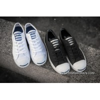 Converse Jack Purcell LP Thin Bottom Stripe Printed Purchell Dichromatic Low Top Deals