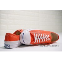 Converse Jack Purcell Signature155592C Orange White Top Deals