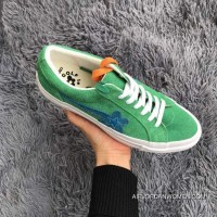 Converse One Star X Golf Le Fleur TTC Floret Be Vulcanized With More Than 160322 C10 Double Grass Green Best