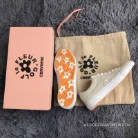 Converse One Star X Golf Le Fleur TTC Floret Be Vulcanized With More Than 160324 Pairs Of Sandy C10 Best