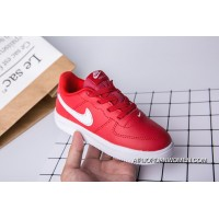 Kids Nike Air Force One Red Free Shipping