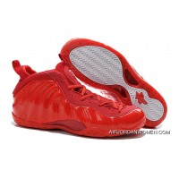 Nike Air Foamposite One All Red Online