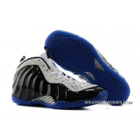For Sale Nike Air Foamposite One Concord Black/White-Game Royal
