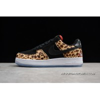 Nike Air Force 107 Lv8 Suede AH7738-001 Women Leopard New Style