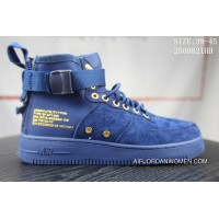 4 Nike SF AF1 1917753 SIZE:39-45 919150 Nike Air Force One Blue Latest