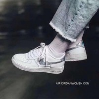 Nike Air Ce One White Silver Leather Women Men For Sale