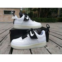 Nike Air Force One Utility Af1 Deconstruction Of Magnetic Buckle Function Sneakers Ao1531-300-700 New Year Deals