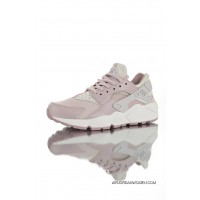 Women Shoes Nike Air Huarache Run SE All-Match Retro Casual Sport Jogging Shoes Pink Snakeskin 634835-029 New Release