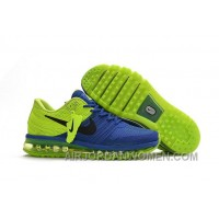 Authentic Nike Air Max 2017 KPU Royal Blue Volt Black Super Deals Rn2mj