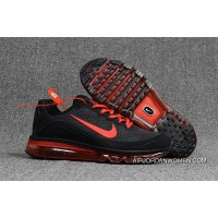 Nike AIR Max 2017.5 40-47 Black Red Copuon