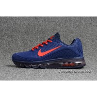 Nike AIR Max 2017.5 40-47 Blue Red Super Deals