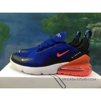 120-1801-12 AH8050-navy Blue Orange Red Men Women Shoes Nike 270 Half-270 Air Max 270 Palm As Anti-slip RB MD Suspension Support Insole Discount