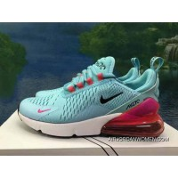 120-1801-14 AH8050-600 Alpinia Red Women Shoes Nike Air Max 270 Half-270 Palm As Anti-slip RB MD Suspension Support Insole New Year Deals