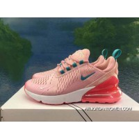 120-1801-15 AH8050-1801 Light Peach Red Men Shoes Nike 270 Half-270 Air Max 270 Palm As Anti-slip RB MD Suspension Support Insole Outlet