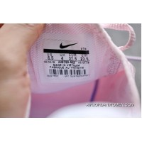 Nike Air Max 270 AH6789 602 Overseas Version 270 Pink White Heel Half-palm As Jogging Shoes New Free Shipping