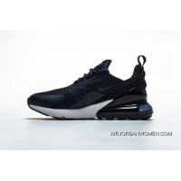 Blue Surface Black At The End Of Nike Air Max 270 AH8050-400 Online