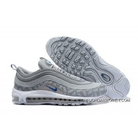 Men Nike Air Max 97 Running Shoes SKU 75365-443 Best