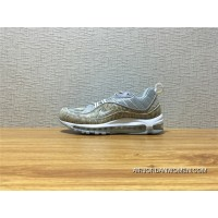 844694 100 Nike AIR MAX 98 SUPREME MAX98 LeBron James Joint Publishing Men Shoes New Style
