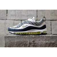 Nike Air Max 98 Tour Yellow 640744-103 Outlet