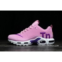 Nike Air Max TN Women Pink 2019 Spring New Style